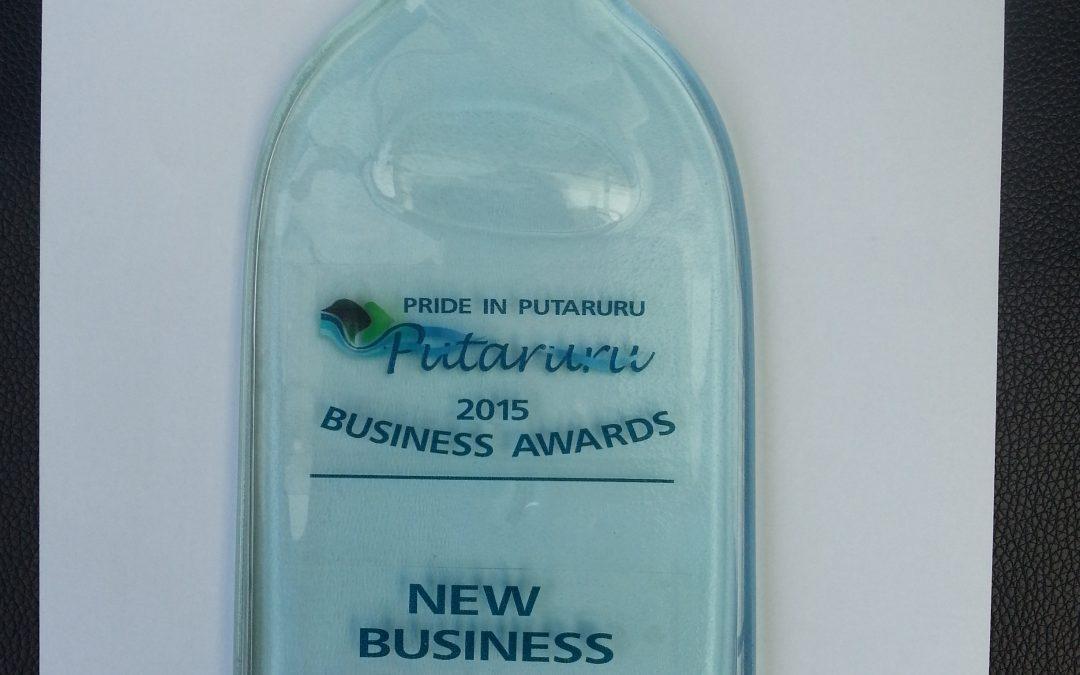PUTARURU BUSINESS AWARDS